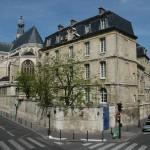 Le presbytère (hôtel particulier du XVIIIeme siècle)