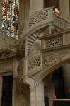 Un escalier du jubé