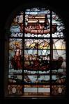 Le vitrail de l'Arche de Noé