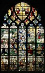 Le vitrail du Très-Saint-Nom-de-Jésus